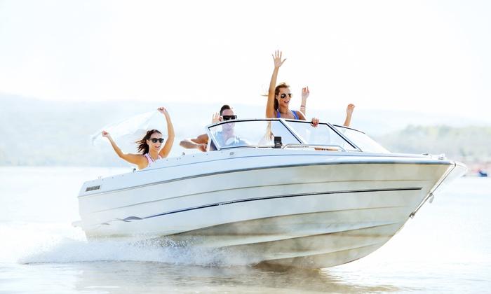 Deck Hands Boat Detailing - Deck Hands Boat Detailing: $30 for $100 Toward Mobile Boat Detailing at Deck Hands Boat Detailing
