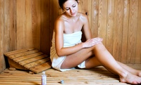 GROUPON: Up to 50% Off Infrared Sauna Sessions The Hot Spot