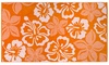 "Cabana Hibiscus Oversized 36""x72"" Beach Towel"