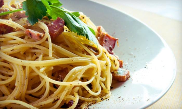 Pasta Amore Ristorante - Dawson-Delta: $12 for $25 Worth of Italian Cuisine at Pasta Amore Ristorante