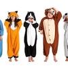 Genuine Kigume Children's One Piece Animal Costumes