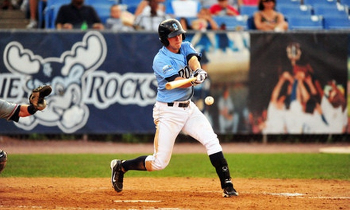 Wilmington Blue Rocks - Frawley Stadium: $15 for Wilmington Blue Rocks Minor League Baseball Game for Two with Hot Dogs and Drinks at Frawley Stadium ($42 Value)