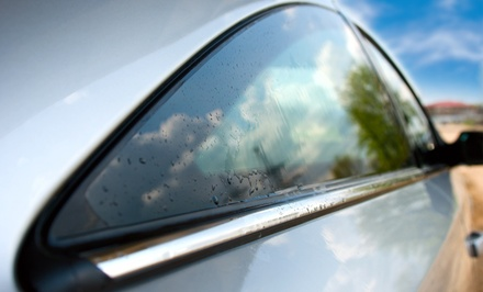 $169 for Tinting for Up to Five Car Windows at Colorado Springs Auto Glass & Window Tinting ($298 Value)