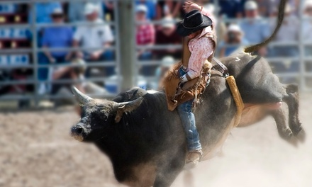 $15 for Two Tickets to the 56th Annual UNL Rodeo at Lancaster Event Center (Up to $30 Value)