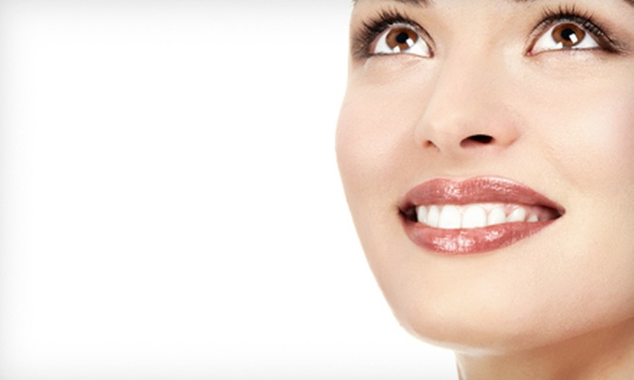 Veronica Greene, DDS - Midtown Center: Dental Checkup with Exam, Cleaning, and X-rays, or In-Office Zoom! Whitening at Veronica Greene, DDS (Up to 87% Off)