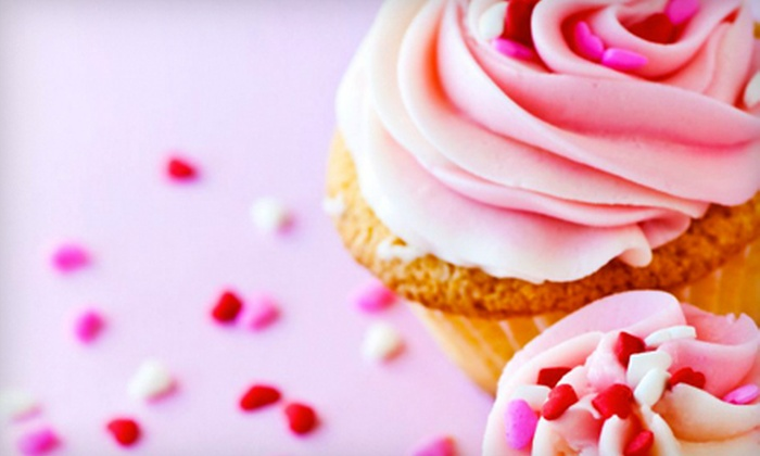 Bliss & Bubbles Boutique - Wichita: One Dozen Cupcakes, Cake Balls, or Cake Pops at Bliss & Bubbles Boutique (Up to 57% Off)