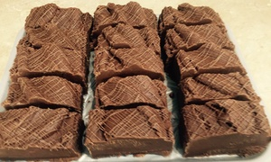 The Fudge Factory Sarasota: $10 for $18 Worth of Candy — The Fudge Factory Sarasota