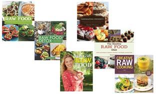 Raw Food Cookbooks!
