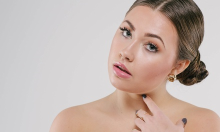 Makeup Lesson and Application from Makeup By Ashlee  (44% Off)