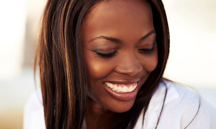 Tiliwannia Ealey at New Beginnings Hair Design - Conyers: Quick Weave or Relaxer with Style and a Trim from Tiliwannia Ealey at New Beginnings Hair Design (51% Off)
