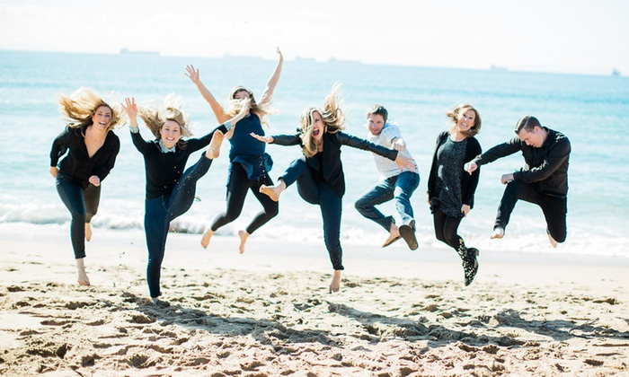 Hannah DeLozier Photography - Orange County: 75-Minute Outdoor Photo Shoot from Hannah DeLozier Photography (75% Off)