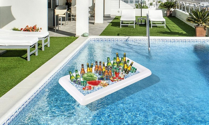 jusqu'à 65% Matelas Bar à glaçons de piscine | Groupon