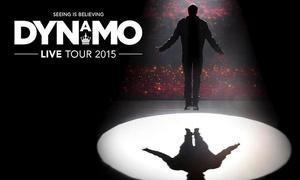 Phil Mcintyre: Ticket to Dynamo, 20 February atMetro Radio Arena, Newcastle or 24 - 28 February at Sheffield Arena, Sheffield