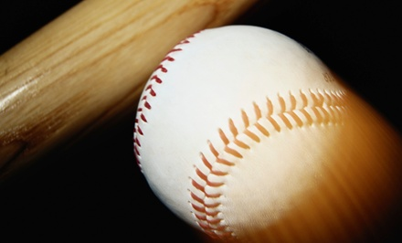 $41 for Private Baseball or Softball Lesson and 300 Batting Cage Pitches at D-BAT Sports ($70 Value)