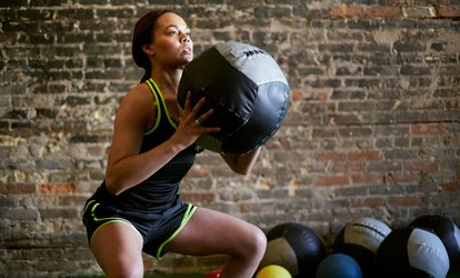 image for $28 for One Month of Unlimited CrossFit Classes at Crossfit Port Saint Lucie ($138 Value)