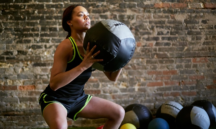 CrossFit TSAC - Park Plaza: One Month or 12 Drop-In CrossFit Classes for One or Two at CrossFit TSAC (Up to 78% Off)