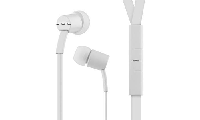 d5cc34b3b3e Sol Republic Jax Earbuds with Integrated Microphone (Refurbished ...