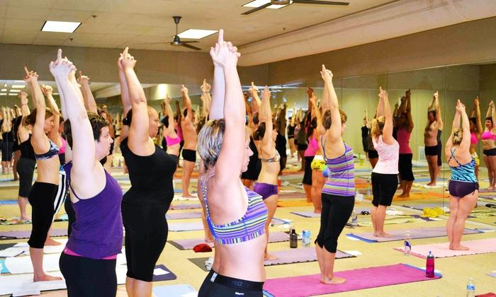 Bikram Yoga Hampden - Yoga Tree: One or Three Months of Unlimited Yoga Classes at Bikram Yoga Hampden (Up to 65% Off)