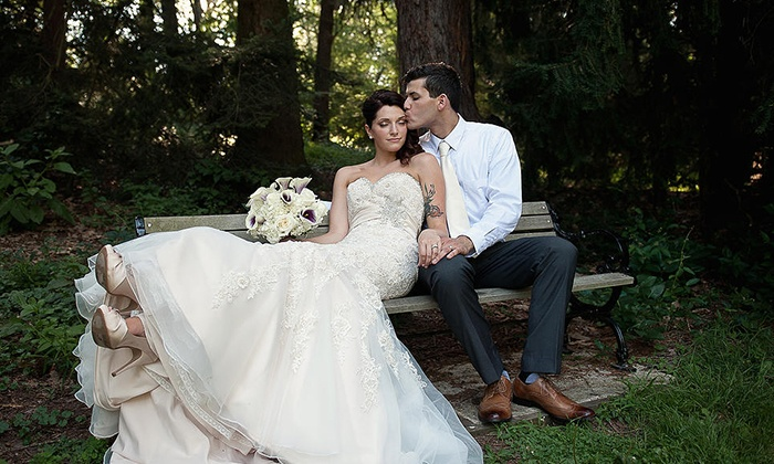 Joseph Galdieri Photography - Chicago: $3,700 for $8,500 Worth of Outdoor Wedding Photography at Joseph Galdieri Photography