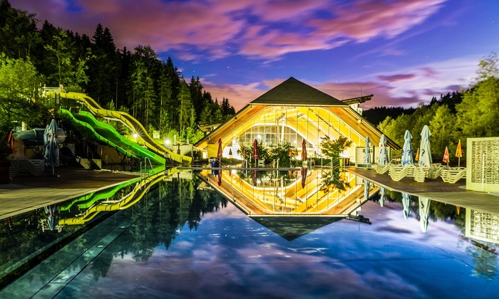 Terme Snovik - Terme Snovik: Slovenia: Terme Snovik 4*, fino a 3 notti con colazione, accesso alle piscine termali, sauna e 1 massaggio per 2 persone