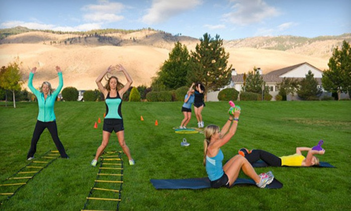 Kaia F.I.T. Temecula - Temecula: 5 or 10 Weeks of Women's Fitness Classes at Kaia F.I.T. Temecula (Up to 78% Off)