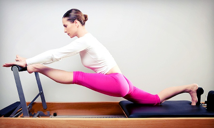 Pilates South Bay - Redondo Beach: 5 or 10 Pilates Reformer Classes with Two Jump-Board Classes at Pilates South Bay (Up to 83% Off)