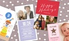 """York Photo: 20, 60, or 100 Custom 5""""x7"""" Photo Cards from York Photo (Up to 67% Off)"""