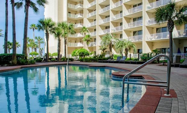 Shores of Panama Resort Condos & Beach Club - Panama City Beach, FL: Stay at Shores of Panama Resort Condos & Beach Club, with Dates into November