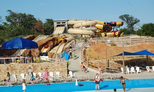 Splash Kingdom Family Waterpark - Nacogdoches: Admission and Combo Meals for Two or Four at Splash Kingdom Family Waterpark in Nacogdoches (Up to 39%Off)