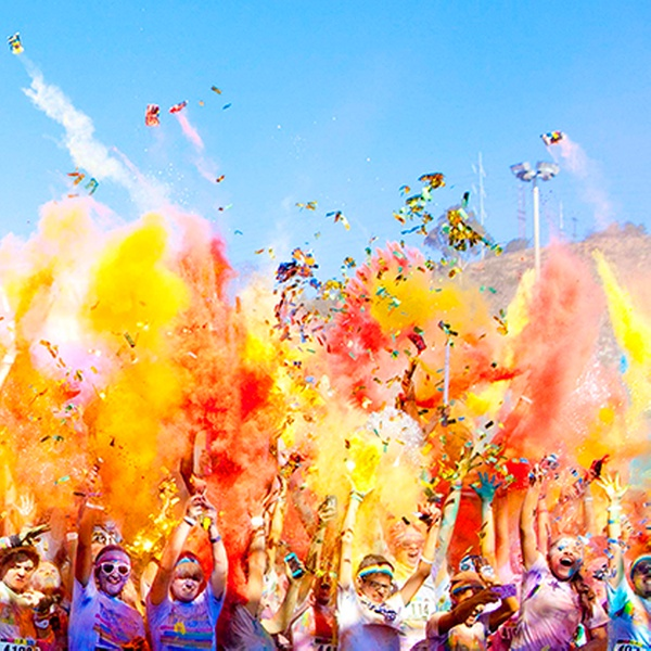 Latest add The Color Run Coupons
