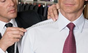 Parcinco: 1 a 3 camisas a medida o traje con opción a camisa desde 44€ en Parcinco