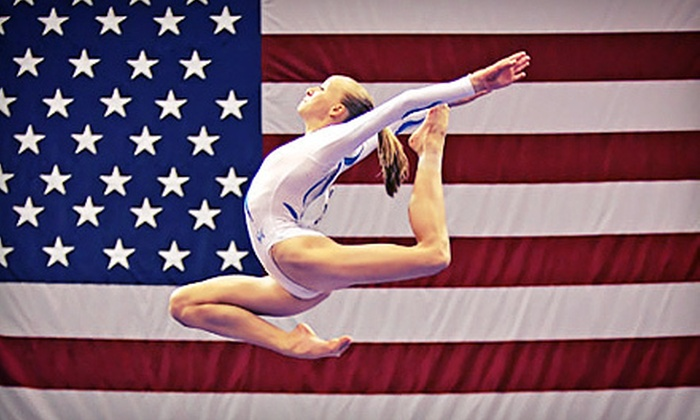2013 Nastia Liukin Cup and 2013 American Cup - DCU CENTER: 2013 Nastia Liukin Cup and 2013 American Cup Gymnastics Meets on March 1–2 (Up to 58% Off). Four Options Available.
