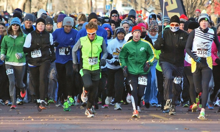 Everybody's Irish 5k St. Pattys Day Run - Lake Calhoun Park: Race Registration for One, Two, or Four for the Everybody's Irish 5k St. Pattys Day Run on March 15 (Up to 49% Off)