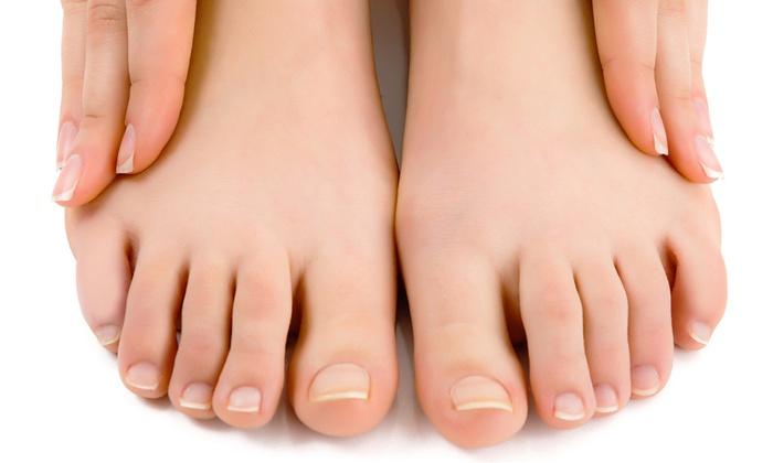 Nahid Birjandi D.P.M. - Mission Viejo: Laser Toenail-Fungus Removal on One or Both Feet from Dr. Nahid Birjandi (Up to 74% Off)