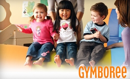 1-Month Enrollment in a 45-Minute Class and a Bubble-Blower Gift  - Gymboree Play & Music  in Woodbury