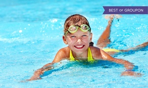 Marina's Swim School: Five Lessons for One or Two Children at Marina's Swim School (Up to 51% Off)