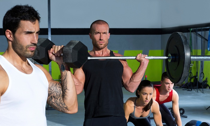 Chrono CrossFit - Hillsborough: 10 or 20 CrossFit Classes at Chrono CrossFit (83% Off)