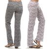 Women's Cheetah Print Pajama Pants