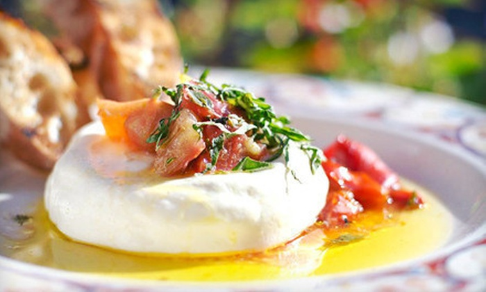 Brick NYC - Tribeca: $29 for a Brunch with Live Jazz and Drinks for Two or Four at Brick NYC (Up to 69% Off)