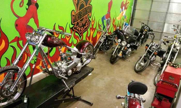 Mike's Speed Shop - Pantego: $199 for $400 Worth of Motorcycle Servicing at Mike's Speed Shop