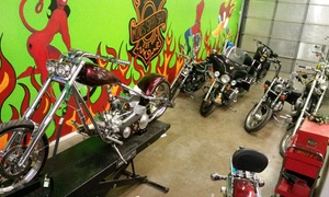 Mike's Speed Shop: $199 for $400 Worth of Motorcycle Servicing at Mike's Speed Shop