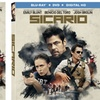 Sicario on Blu-ray or DVD (Preorder)