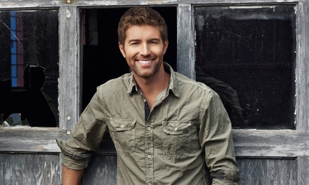 Josh Turner Country Concert on Friday, March 27, at 8 p.m. (Up to 41% Off)