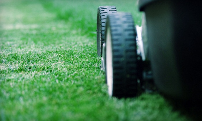 Home and Yard Pros - Hampton Roads: $49 for Two Complete Lawn-Care Visits for Up to 1/4 Acres from Home and Yard Pros ($120 Value)