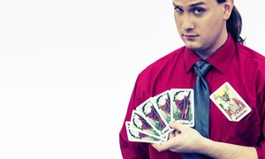 Comedy Magic with Comedy Magician Joseph De Paul: Comedy Magic with Comedy Magician Joseph De Paul (March 31–July 28)