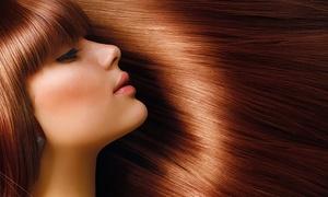 Riccio Capriccio: Seduta di bellezza per capelli con taglio, hennè e trattamenti a scelta (sconto fino a 68%)