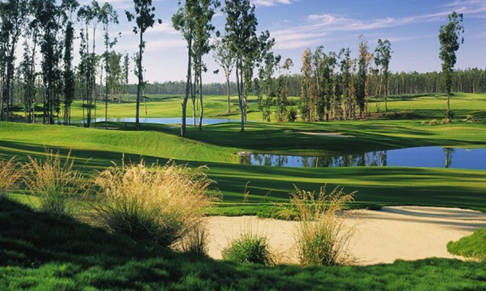 Monarch Dunes - Woodlands: Golf Lesson Packages at Monarch Dunes Golf Club (Up to 61% Off)