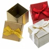 Bow-Top Jewelry Boxes (6-Pack)