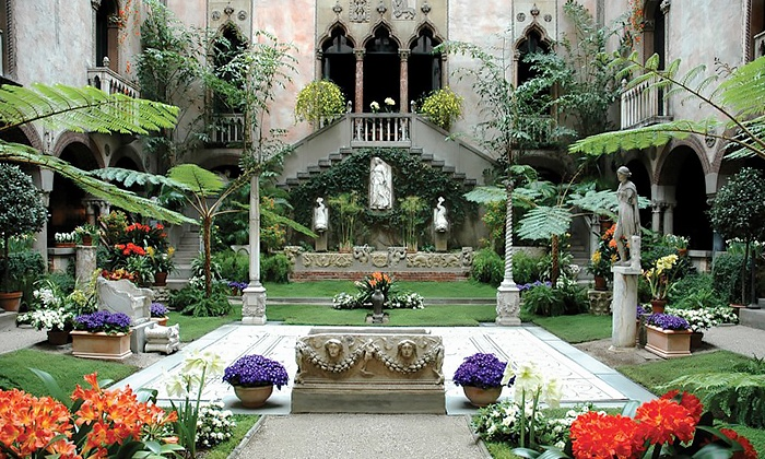 Isabella Stewart Gardner Museum - Boston: $23 for Admission for Two at the Isabella Stewart Gardner Museum ($30 Value)