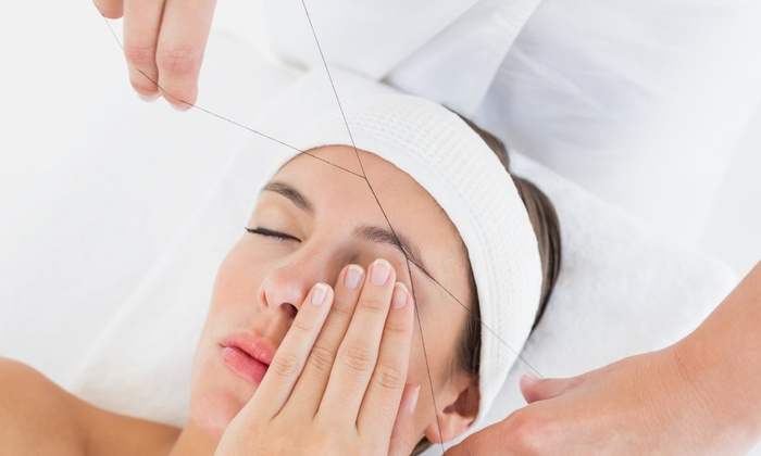 Rebika at True Touch Salon and Spa - True Touch Salon and Spa: Up to $30 Off Eyebrow Threading from Rebika at True Touch Salon and Spa